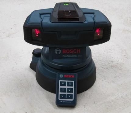 Bosch Floor Laser