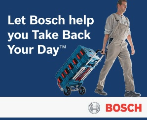 Bosch Take Back Your Day
