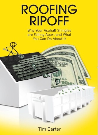 Roofing Ripoff Expose' Book