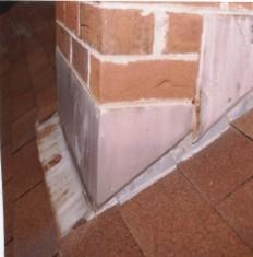 metal roof flashings