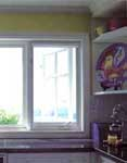 Retractable screens improve your view and let in more light.