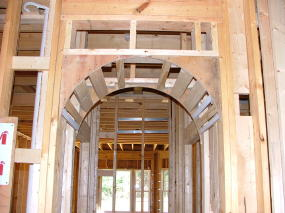 Creating Arched Openings Ask The Builder