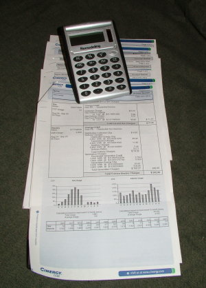 Home Energy Consumption Calculator Make Your Home Energy