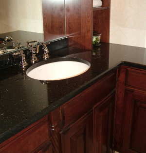 Builder Information Bathroom Cabinets