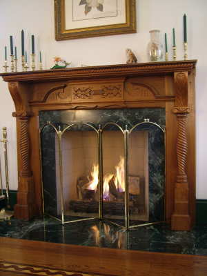 Fireplace Mantels | Ask the Builder