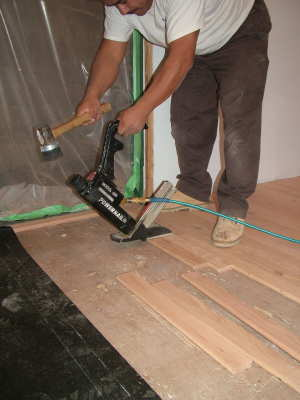 Hardwood Floor Installation Ask The Builder