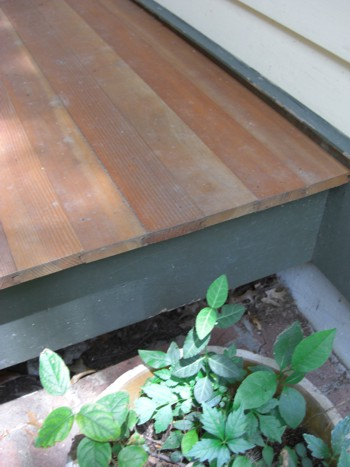 Toung n groove on porches - Tongue and groove exterior decking ...