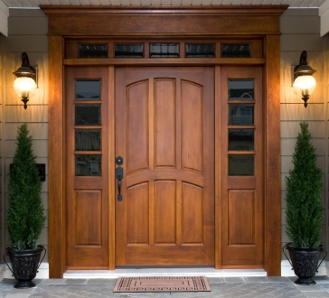 replace front door3 Benefits of Installing a New Door or Replacement Windows in