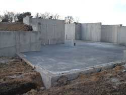 Foundation choices are many ask the builder for Slab on grade foundation cost