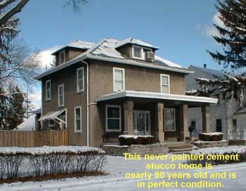 Replacing Eifs With Traditional Cement Stucco Ask The