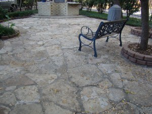This Movement Is Enough To Crack Foundations, So It Can Easily Move Your  Thin Patio Stones Up And Down.