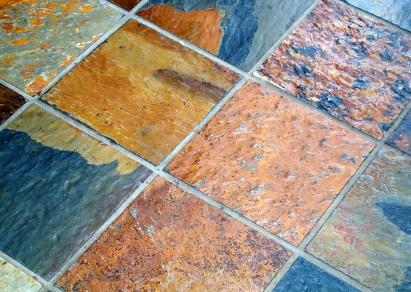 Slate Flooring Example