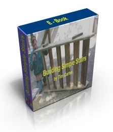 Building Simple Stairs eBook