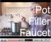 Click here to watch Tim's video on Pot Filler Faucet.